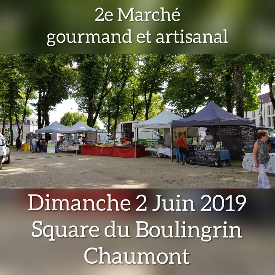 marché gourmand chaumont