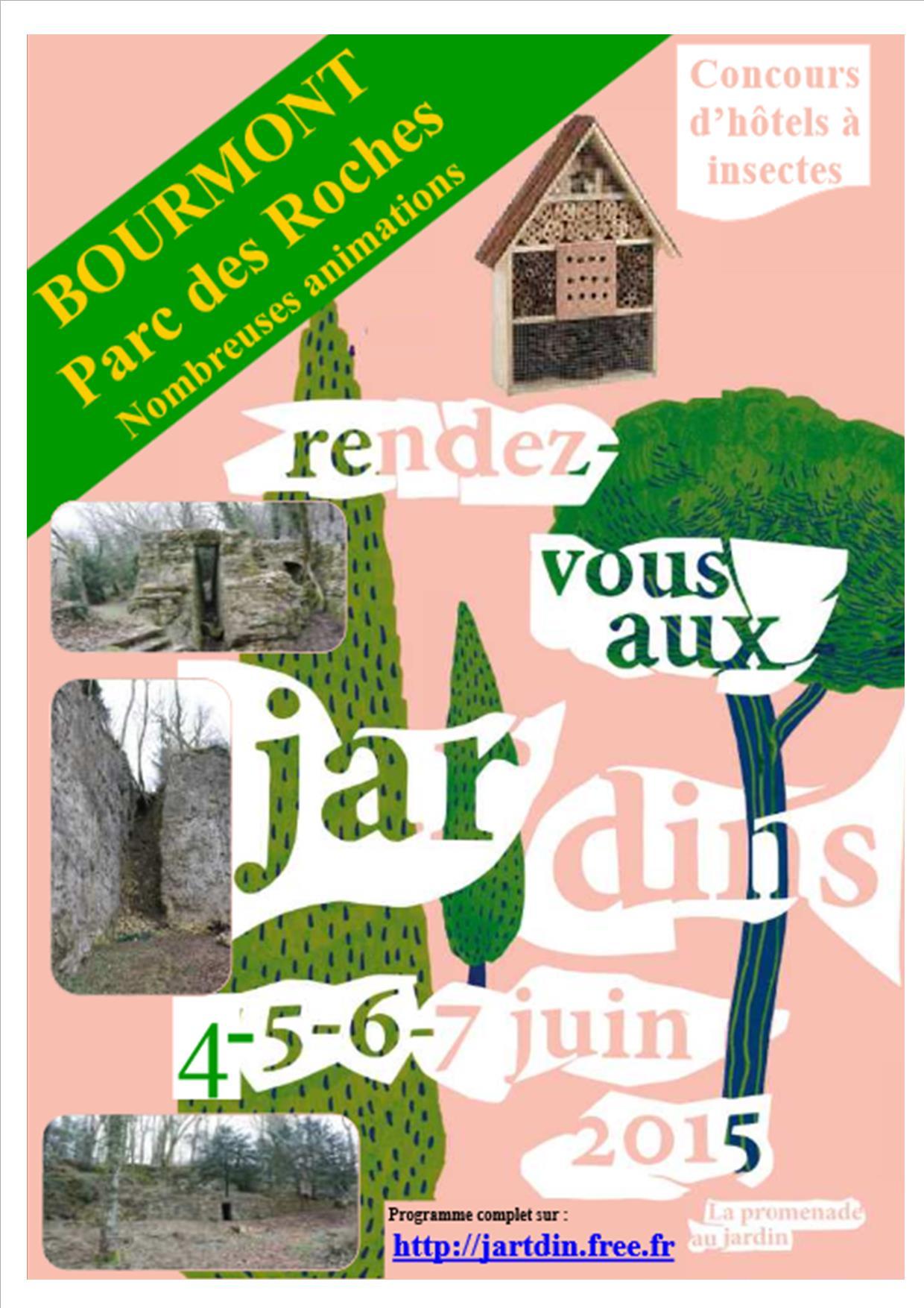 Jardin du poirier for Rdv aux jardins